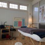 Praktijkruimte Massagepraktijk Marion Venmans